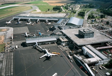 Vaclav Havel Airport Prague 1