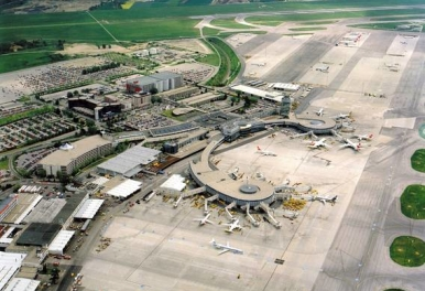 Vienna International Airport 2